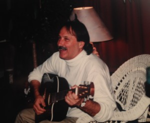 Jeb on Guitar