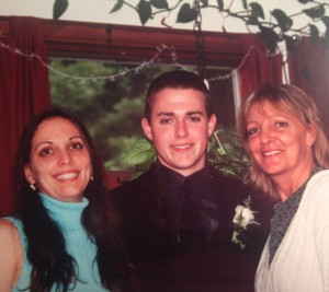 Me, Derek & Mom