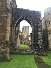 Elgin Cathedral - 12