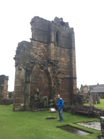 Elgin Cathedral - 14