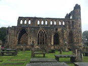 Elgin Cathedral - 9