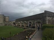 Stirling Castle; PC: Jacquelyn