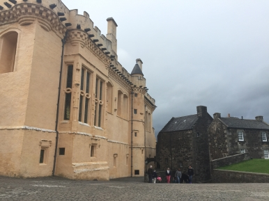 Stirling Castle; PC: Christina