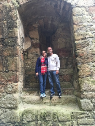 Scotland Day 5 Crichton Castle 3