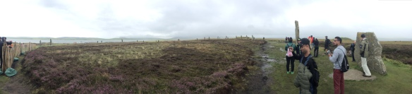 A panoramic - not great for detail but gives you a sense of the size